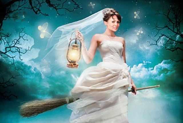 Что общего у невесты и ведьмы