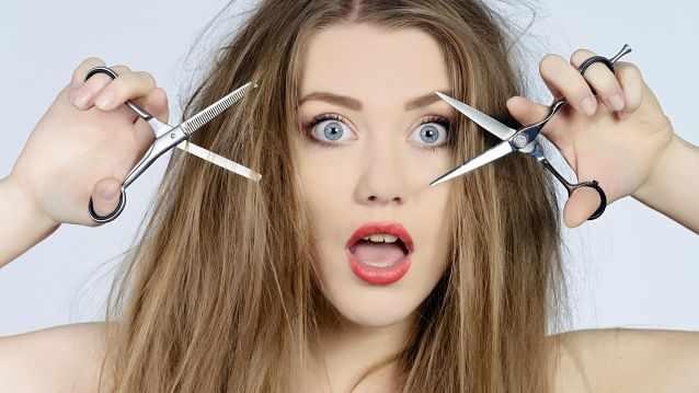 Подстричься или постричься