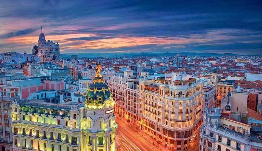 Мадрид (Испания) - все о городе, достопримечательности и фото Мадрида
