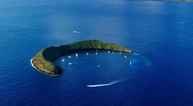 рельеф дна атлантического океана