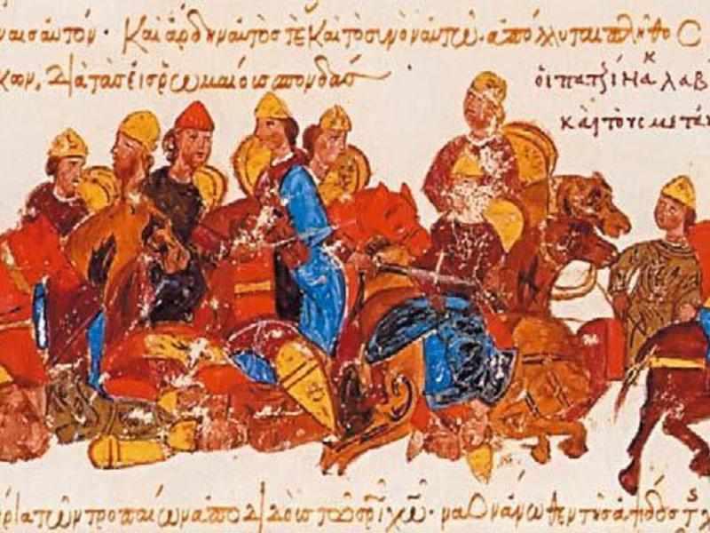 Убийство Святослава Игоревича