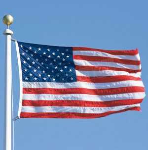 Количество звёзд на флаге сша