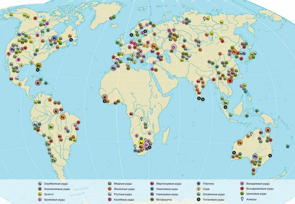 крупнейшие нефтегазоносные бассейны мира