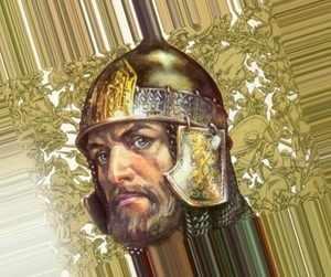 Князя Александра стали называть Невским, благодаря битве на Неве