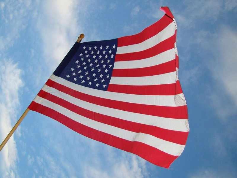 Звезды на флаге США