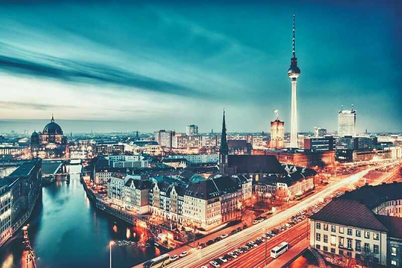 Берлин (Германия) - все о городе с фото, достопримечательности и ...