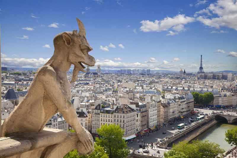 С добрым утром, Париж!, многодневные экскурсии, турфирма GuteReisen