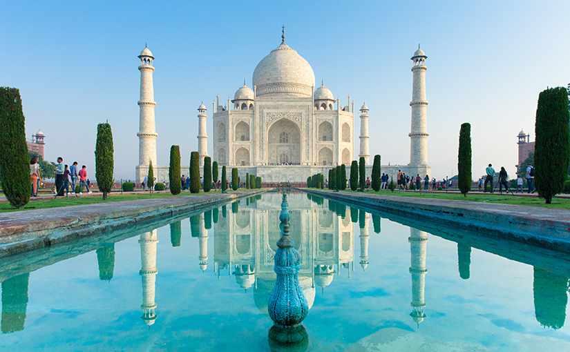Путешествие по Индии. Часть 5: Тадж-Махал и Агра - Блог о путешествиях