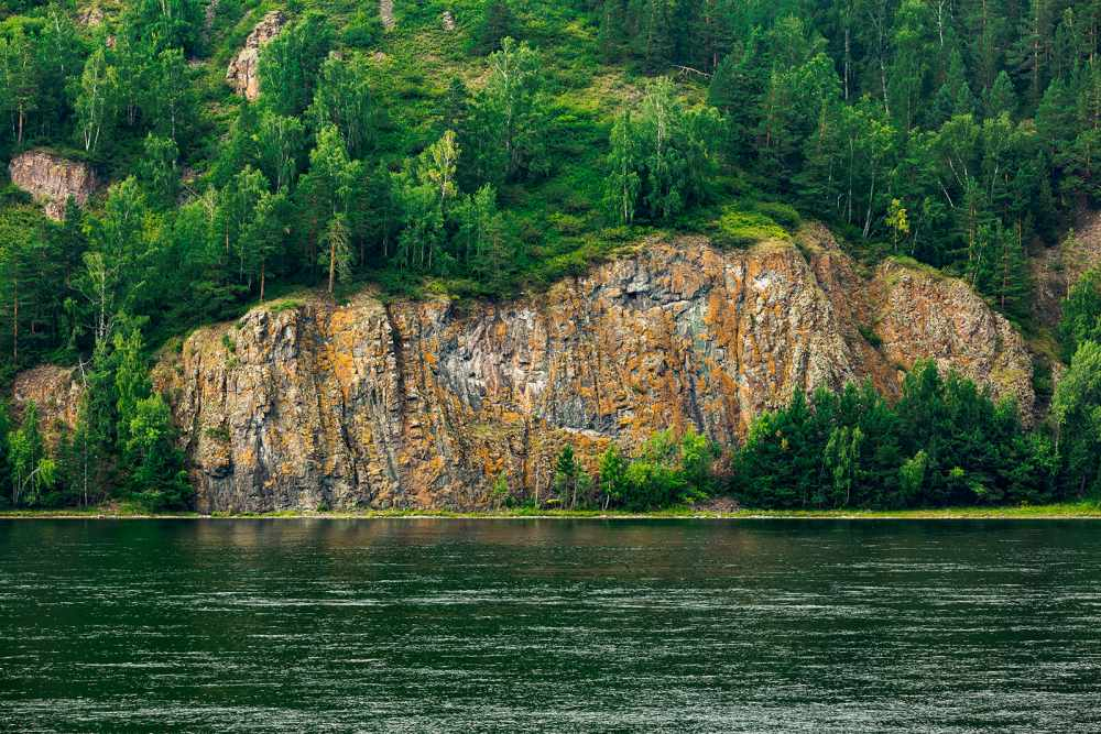 на какой реке стоит красноярск (главный ключ)