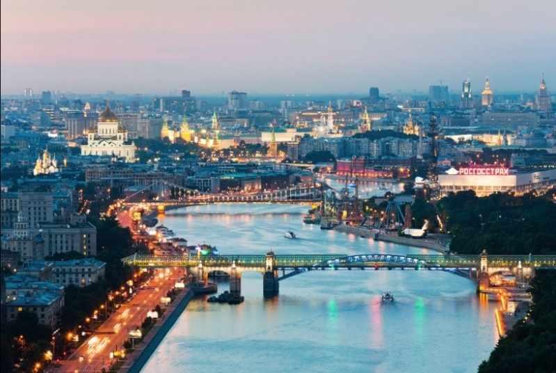 Виды Москвы | Moscowviews.ru @ Виды Москвы | Moscowviews.ru