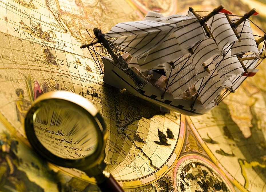 8 великих русских географических открытий