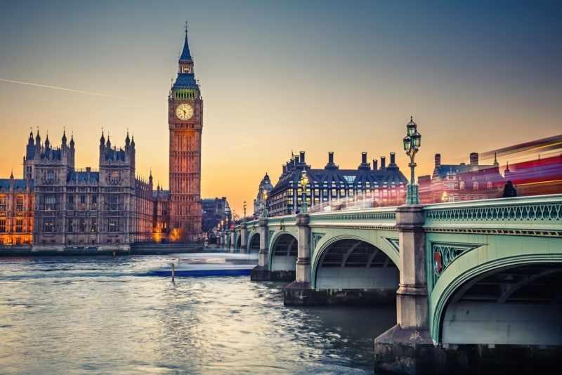 Лондон Бюджет - Туристический Лидер