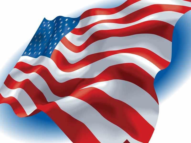 Звёзды на флаге Америки
