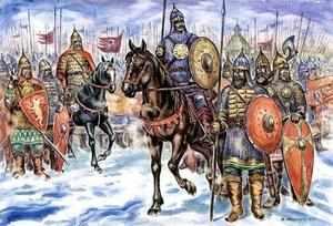 Как проходила битва на реке Сить