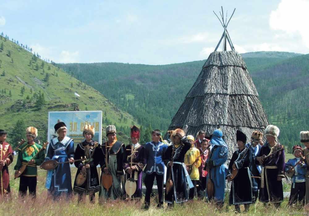 коренные народы красноярского края