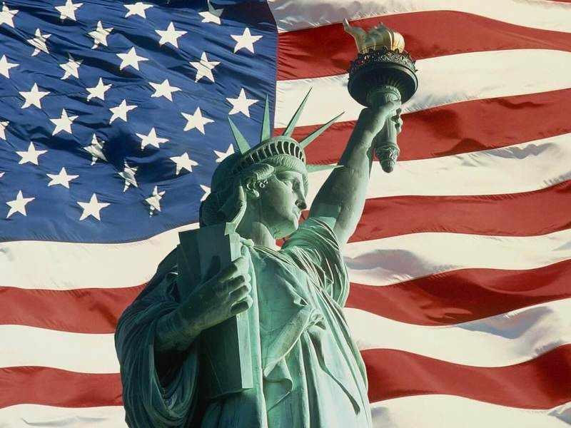 Звёзды на американском флаге - значение