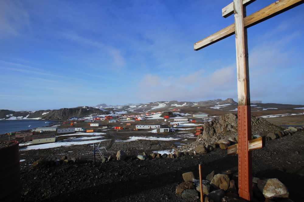освоение антарктиды