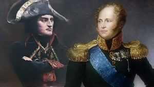 Русский и французский императоры