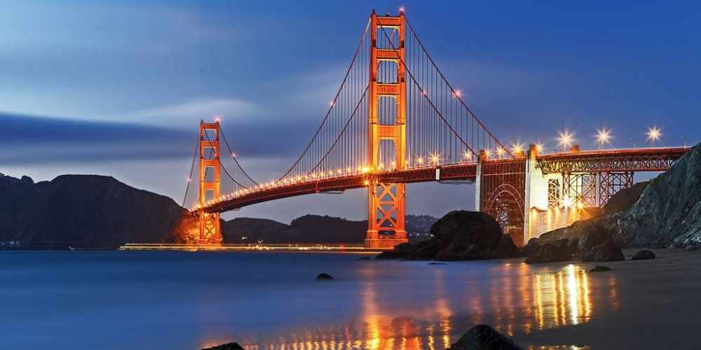 Мост Золотые Ворота, Сан-Франциско: описание, фото, строительство