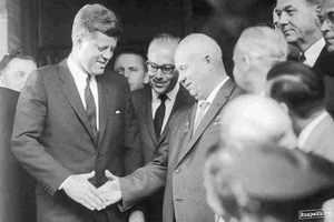 Годы правления Хрущева и внешняя политика