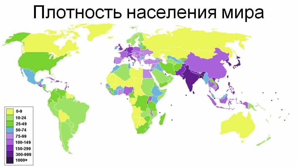 какие национальности