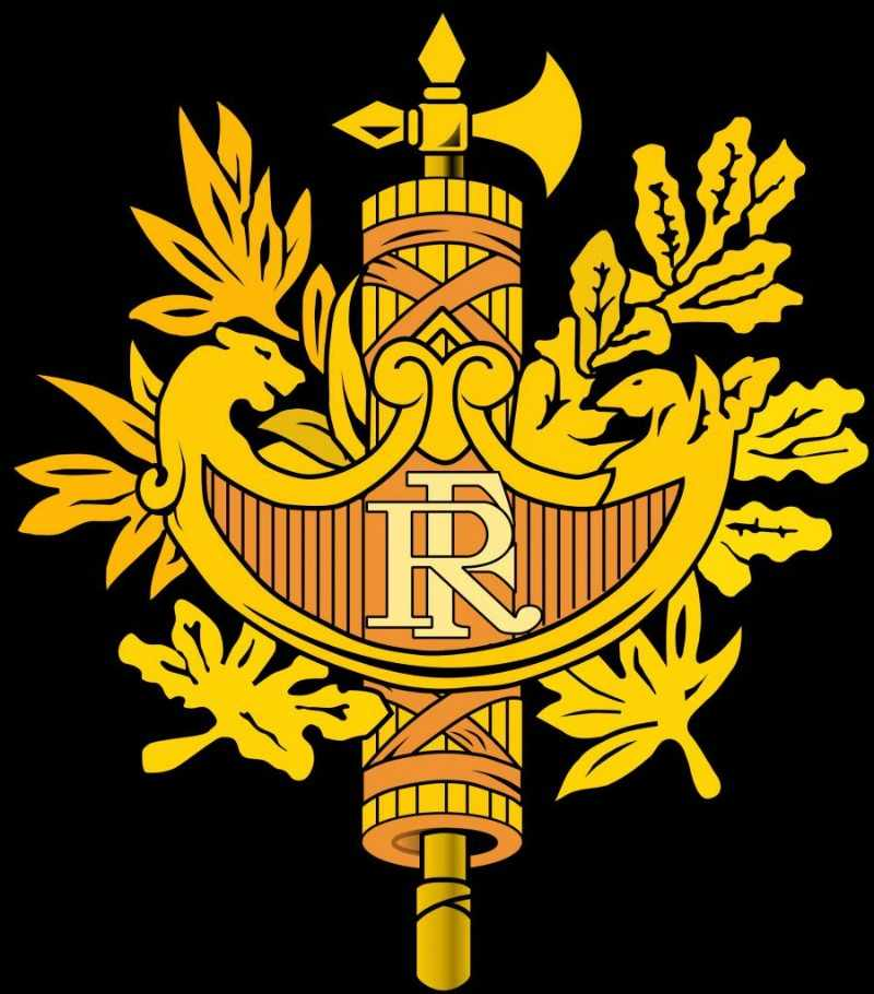 Герб Франции: фото с описанием, значение, история создания