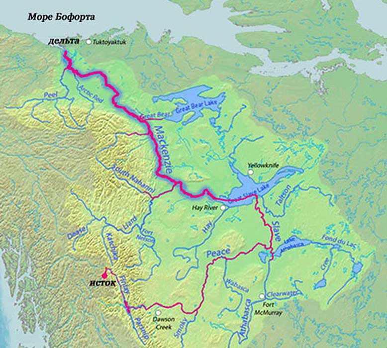 реки татарстана
