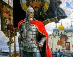 Жизнь князя Александра Невского