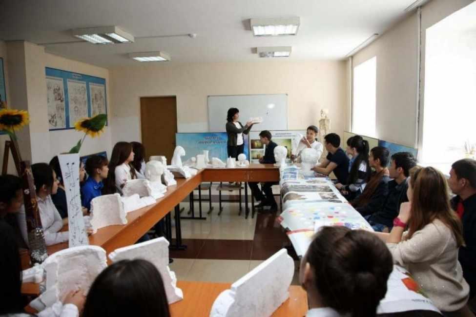 Обучение на Дизайнера , Специальности колледжа в Астане , Астана ...