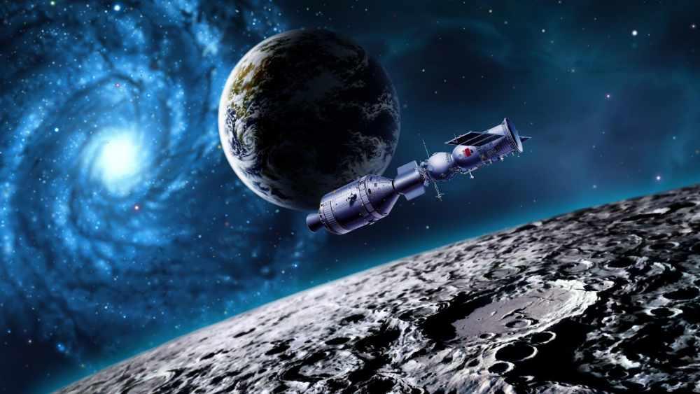 NASA хочет построить на Луне орбитальную станцию для исследования ...