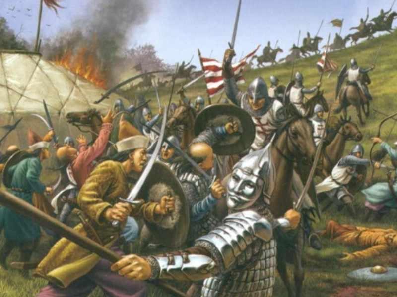 Война с печенегами
