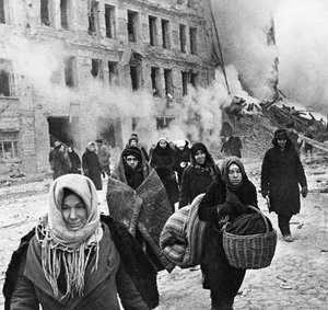 Ленинград в осаде