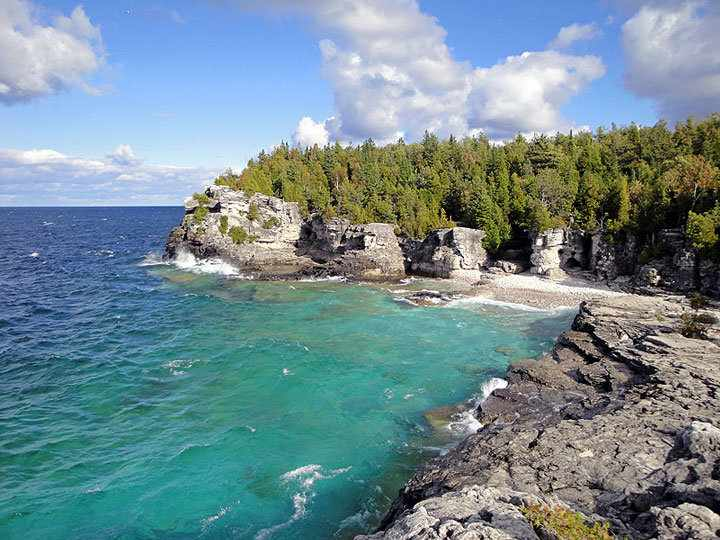 Georgian Bay-шестое озеро. Природа и парки провинции Онтарио • Форум ...