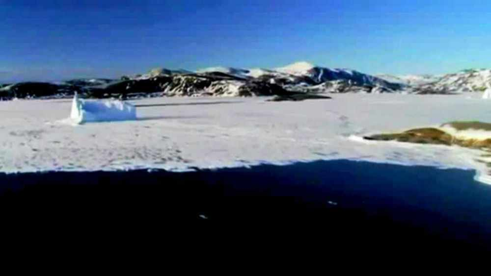 Арктические пустыни. - YouTube