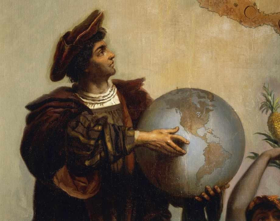 колумб открыл америку в 1492