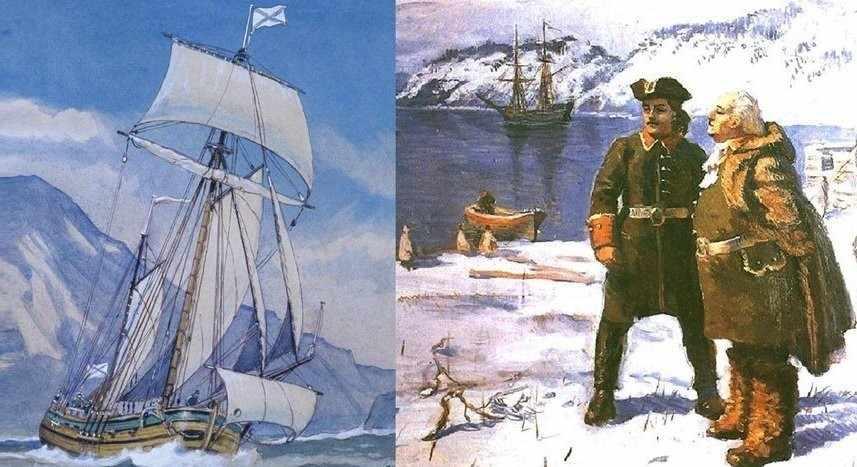 как звали мореплавателя беринга