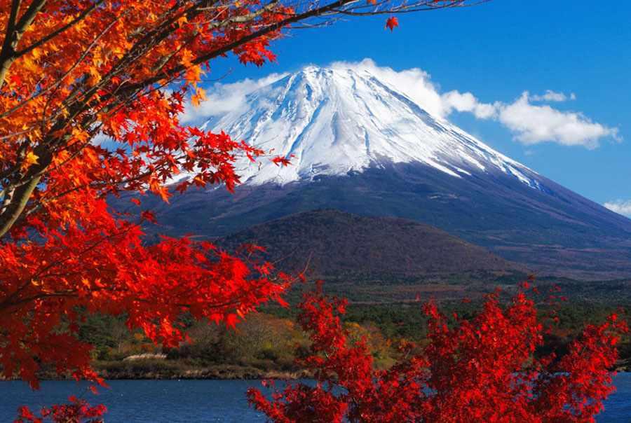 Гора Фудзияма в Японии: факты, фото, где находится