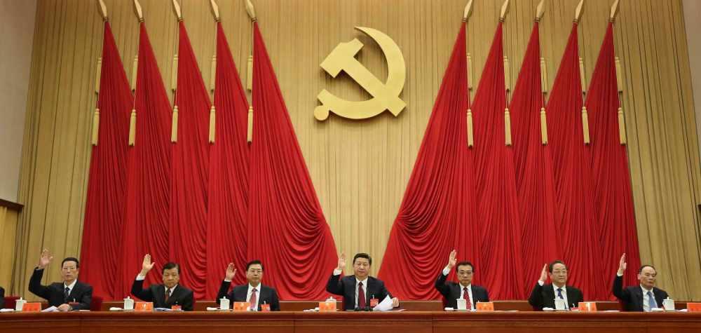 правители китая