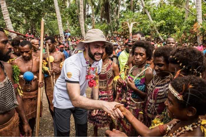 коренные жители новой гвинеи