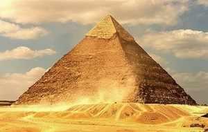 Пирамиды Хеопса - чудо света