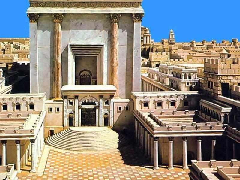 Храм Солнца - чудо света