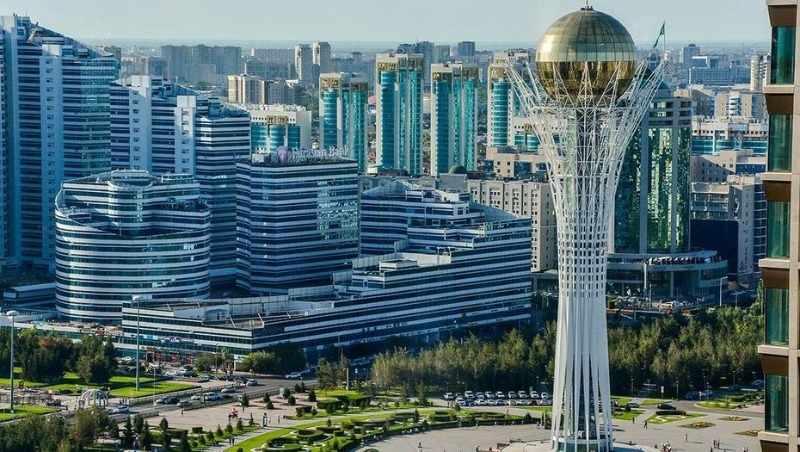 Что подарили регионы к 20-летию Астаны? Фоторепортаж - Informburo.kz