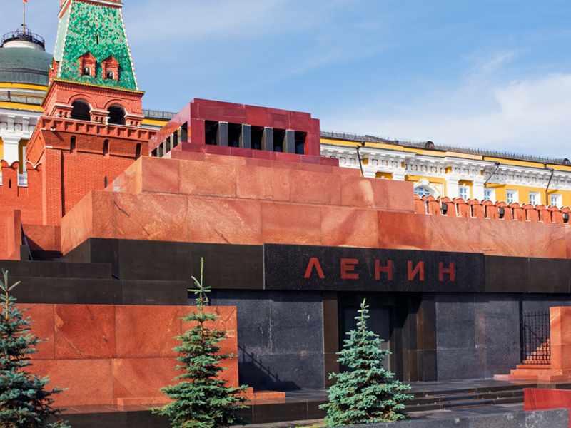 Мавзолей Ленина в России