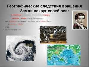 Как земля вращается