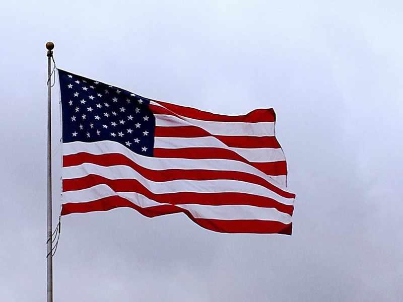 Флаг - государственный символ США