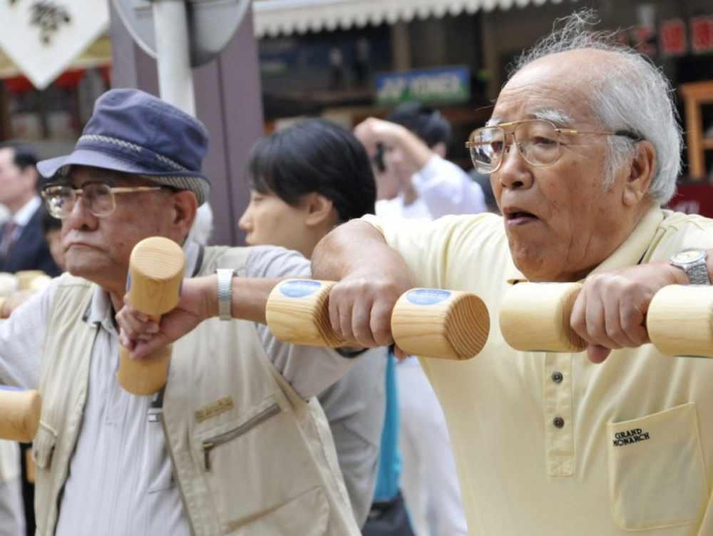 средний рост японцев