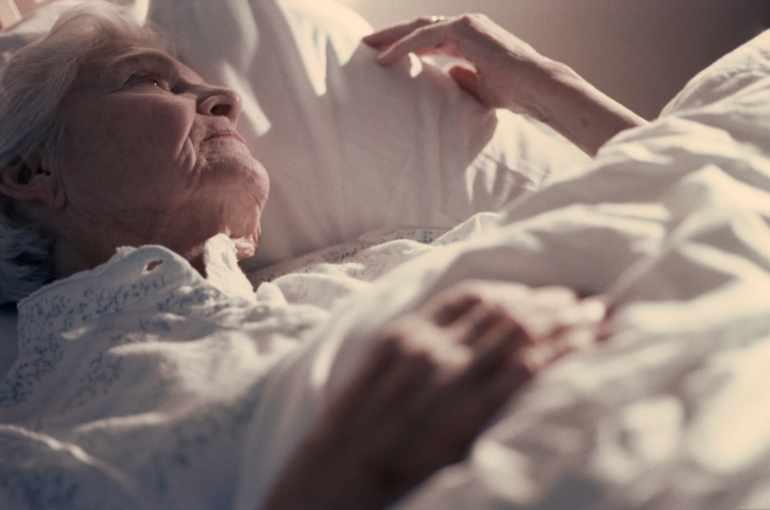 Ночи были для бабы Дуни настоящей мукой
