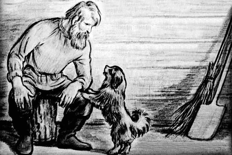 Муму — небольшая собачонка