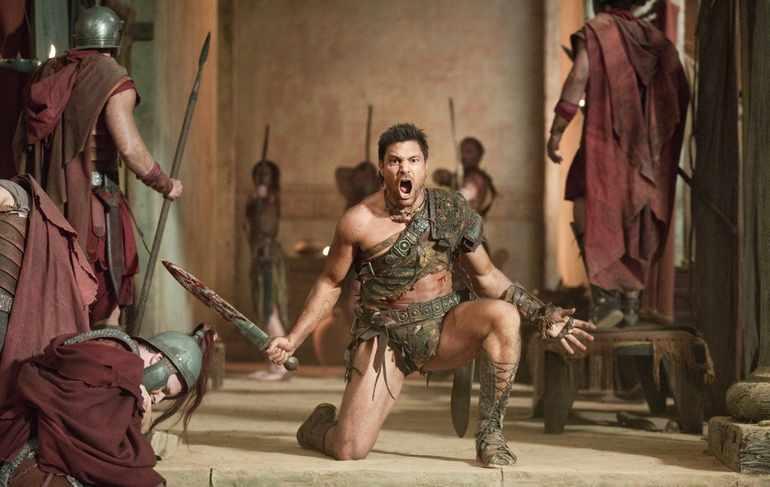 Легенды о Спартаке
