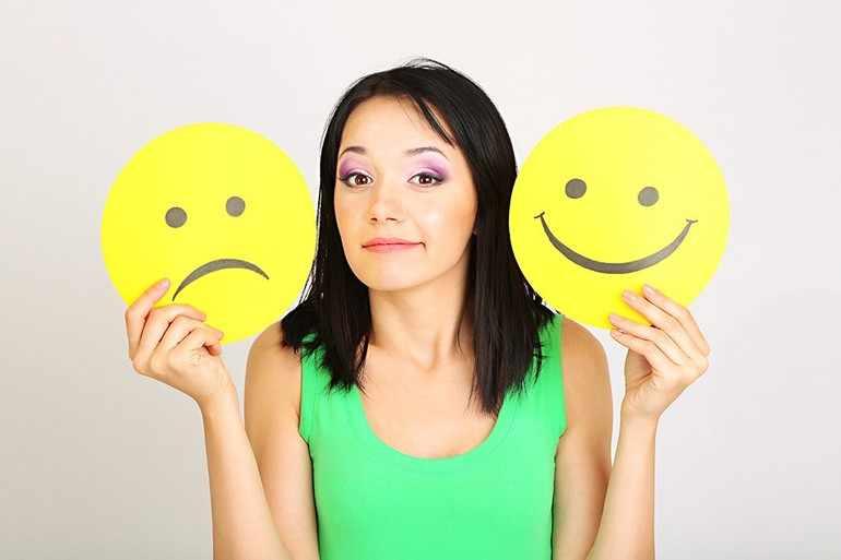 Преодолевать негативные эмоции